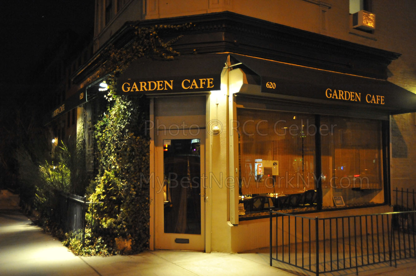 My Best New York NY - Brooklyn - Garden Cafe Review
