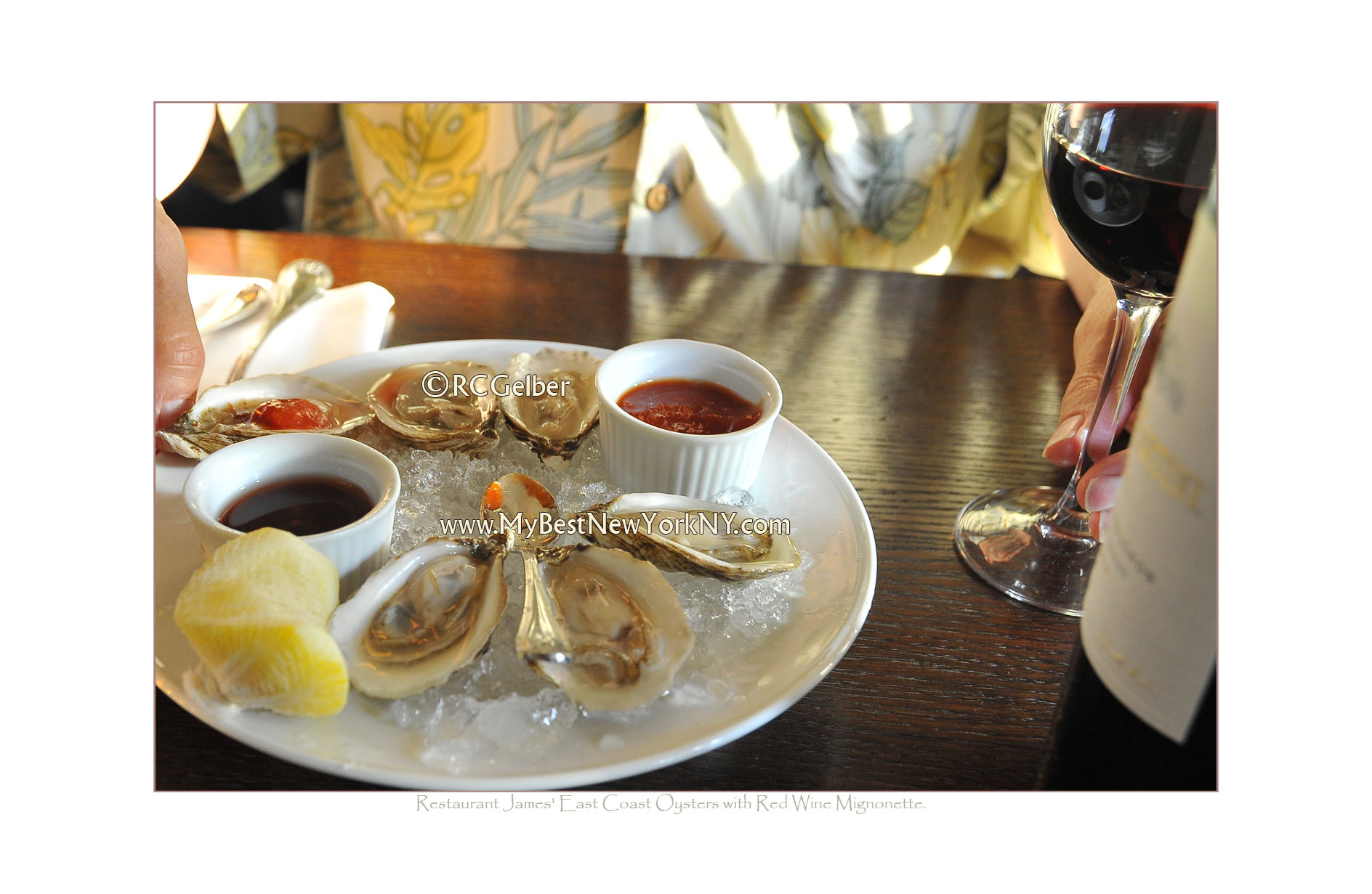 We are hooked on Brooklyn Restaurant James' East Coast 