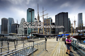 South StreetSeaport, Pier 17, Manhattan Financial District